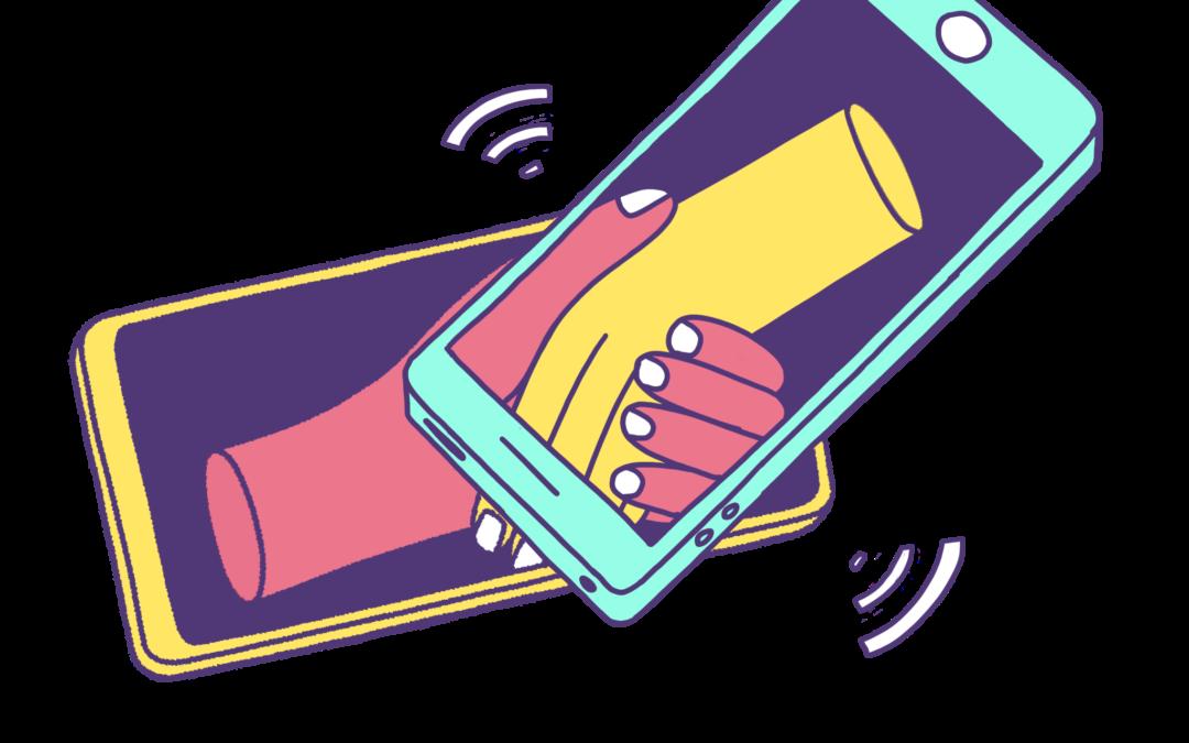 Vermittlung und Förderung von Engagement via Plattformen