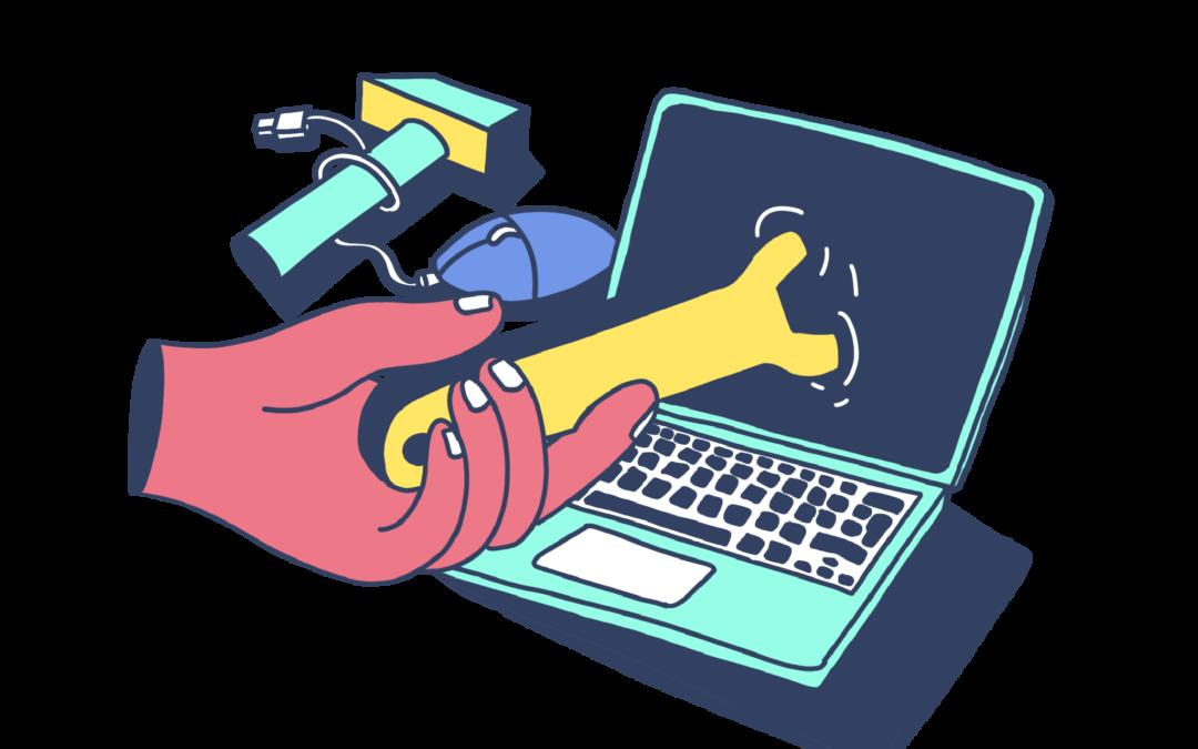 Entwicklung und Vermittlung von digitalen Technologien
